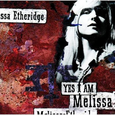 MELISSA ETHERIDGE-YES I AM CD ALBUM 1993.