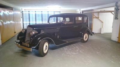Buick Roadmaster 1934