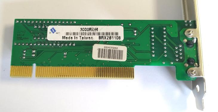 Síťová karta RTL8139D 10/100Mbit/s PCI - PC komponenty