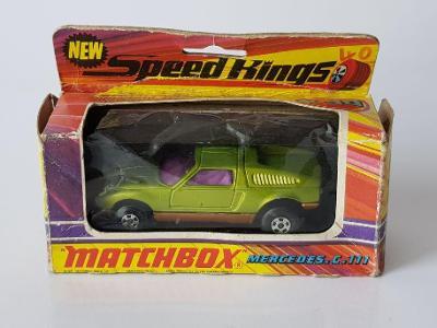 Matchbox Speed Kings K-30 Mercedes  C 111