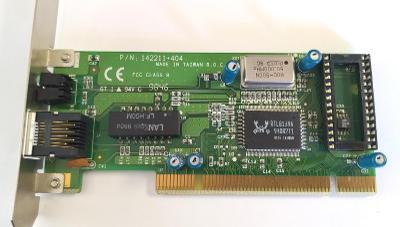 Síťová karta RTL8139A 10/100Mbit/s PCI