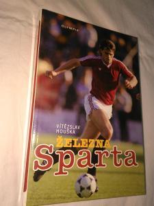 Železná Sparta - Vítězslav Houška - 1992 - 454 str.