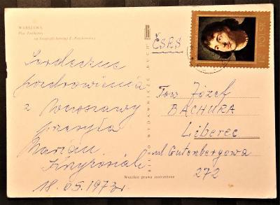Polsko - pohlednice