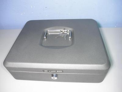 CASH BOX - POKLADNA + 2 KLÍČE