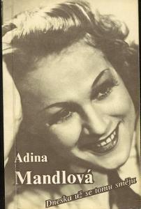 Dneska už se tomu směju - Adina Mandlová - 1990