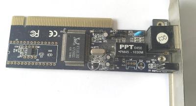 Síťová karta Repotec RP-1624WK 10/100Mbit/s PCI