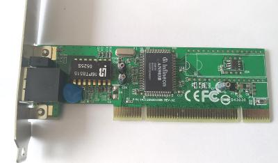 Síťová karta Infineon AN983B V3 10/100Mbit/s PCI
