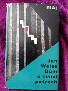 Dům o tisíci patrech - Jan Weiss