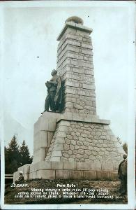 Chodsko Baarův Pomník