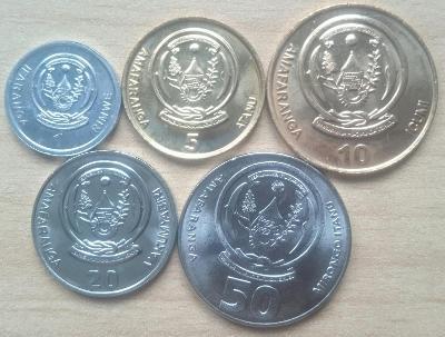 Rwanda 5 mincí