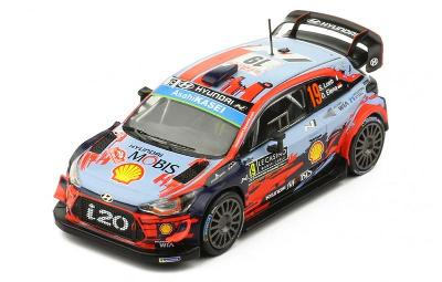 Hyundai i20 WRC #19 Loeb M.Carlo 1:43 IXO RAM701