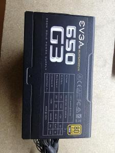 EVGA SuperNOVA 650 G3 - 650W