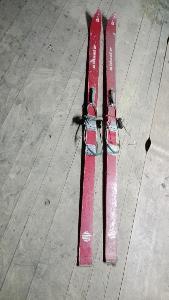 Retro lyže