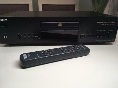 SONY CDP-XB740QS Stereo Compact Disc Player + DO (Japan)