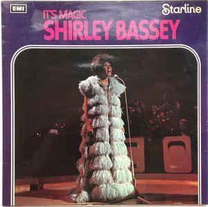 Shirley Bassey – It's Magic Label: Starline – SRS 5082, Starline vg+