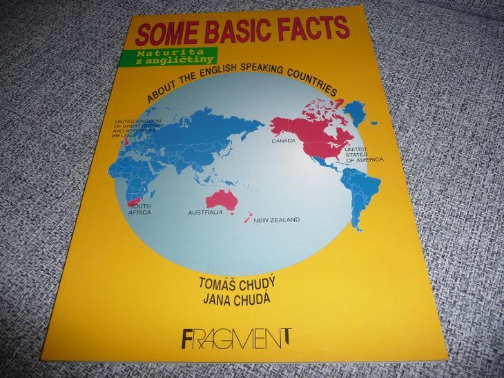 Maturita z angličtiny - SOME BASIC FACTS - Učebnice