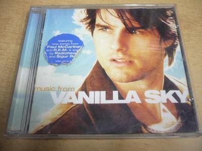 CD Music from Film VANILLA SKY (Vanilkové nebe) Tom Cruise