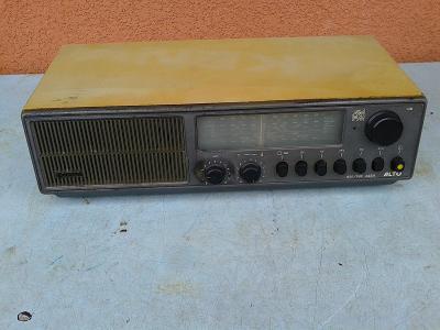 radio TESLA ALTO