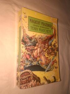 Magický prazdroj - Úžasná Zeměplocha - Terry Pratchett Jan Kantůrek