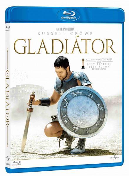 Gladiátor - Blu-ray  - Film