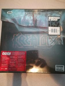 KREATOR - UNDER THE GUILLOTIN - DELUXE BOX