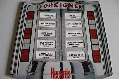 Foreigner – Records LP 1982 vinyl D 1.press super stav NM