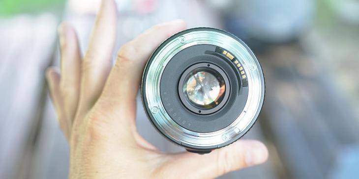 Canon Lens EF 20/2.8 USM Ultrasonic • Světelný Ultrawide Objektiv - Foto