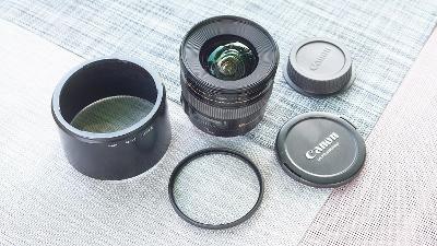 Canon Lens EF 20/2.8 USM Ultrasonic • Světelný Ultrawide Objektiv