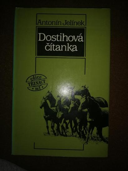 Antonín Jelínek - Dostihová čítanka, 1991 - Knihy