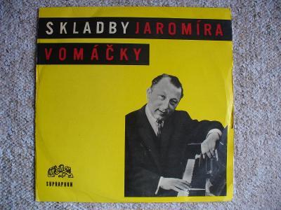 LP Skladby Jaromíra Vomáčky