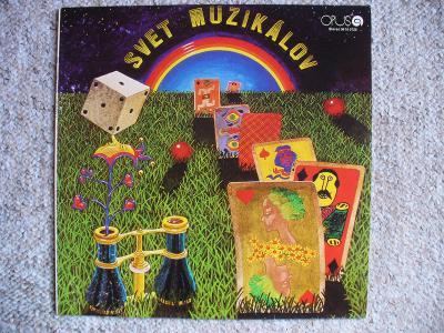 LP Svet muzikálov