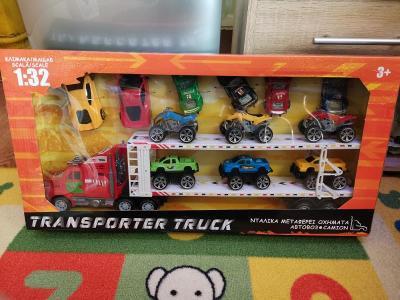 Dětské autoprěpravník
