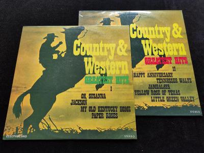 2X LP Country & Western - Greatest Hits