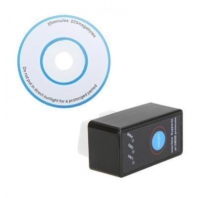 OBD2 II ELM327 V2.1 Bluetooth Diagnostic