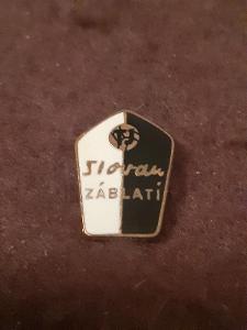 Odznak TJ Slovan Záblatí
