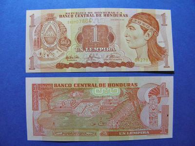 1 Lempira 23.1.2003 Honduras - P84c - UNC - /U95/