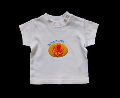 Bavlněné tričko s chobotničkou St.Bernard 0-3m NOVÉ