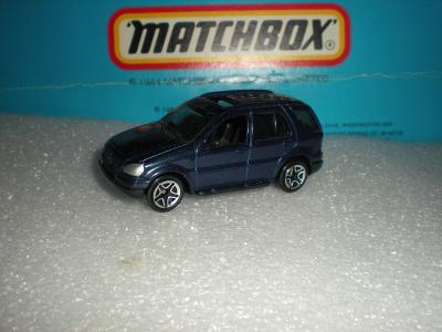 Matchbox Mercedes ML-430 r.1999