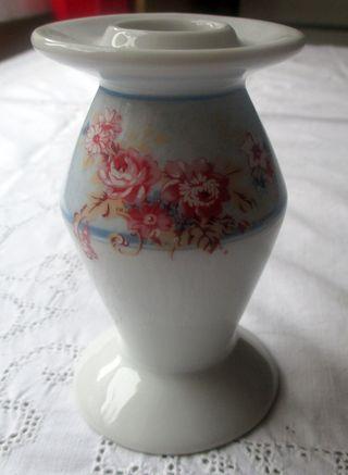Malý značkový porcelánový  SVÍCEN