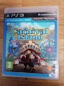 PS3 - Carnival Island (MOVE) - SONY Playstation 3