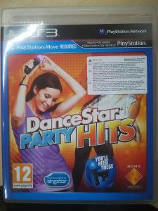 PS3 - DanceStar Party Hits (MOVE) - SONY Playstation 3