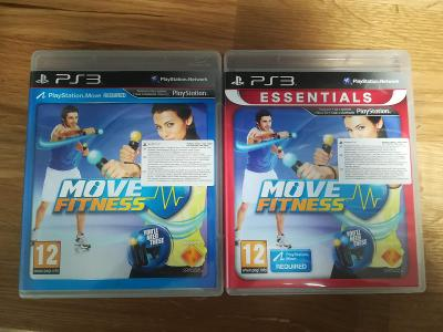 PS3 - MOVE FITNESS (MOVE) - SONY Playstation 3