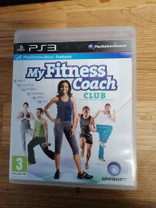 PS3 - My FITNESS Coach Club (MOVE) - SONY Playstation 3