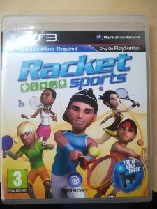 PS3 - Racket Sports (MOVE) - SONY Playstation 3