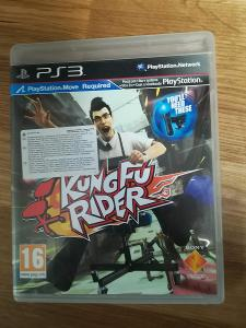 PS3 - Kung Fu Rider (MOVE) SONY Playstation 3