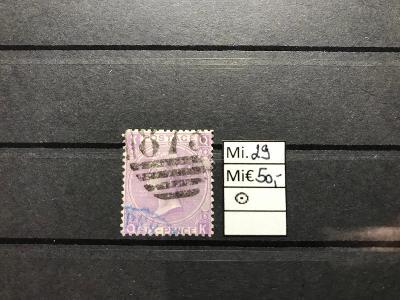 GB, Velká Británie, Mi. 29