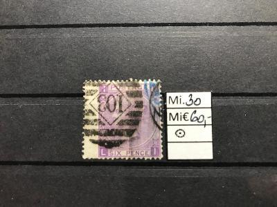 GB, Velká Británie, Mi. 30