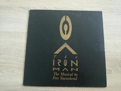 Pete Townshend (Who) - The Musical Iron Man - Top Stav - LP + Booklet!