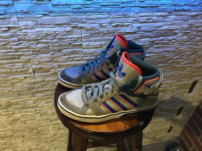 ADIDAS - Dětské sportovní boty velikost 38 2/3