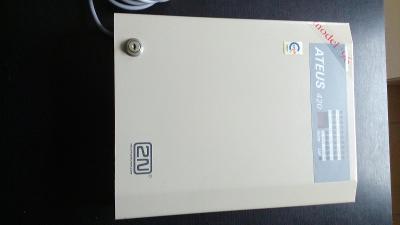 Telefonní ústředna ATEUS 206 - 420 model 1996